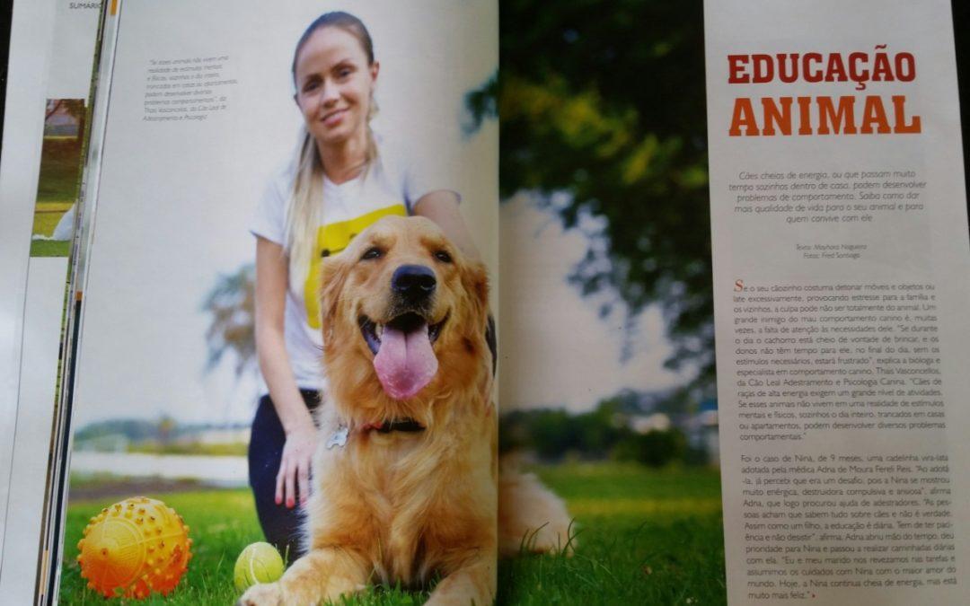 Educação Animal – Revista Plaenge