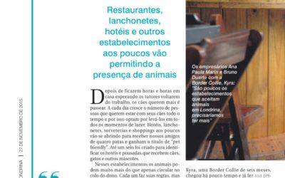 Pet Friendly – Folha de Londrina