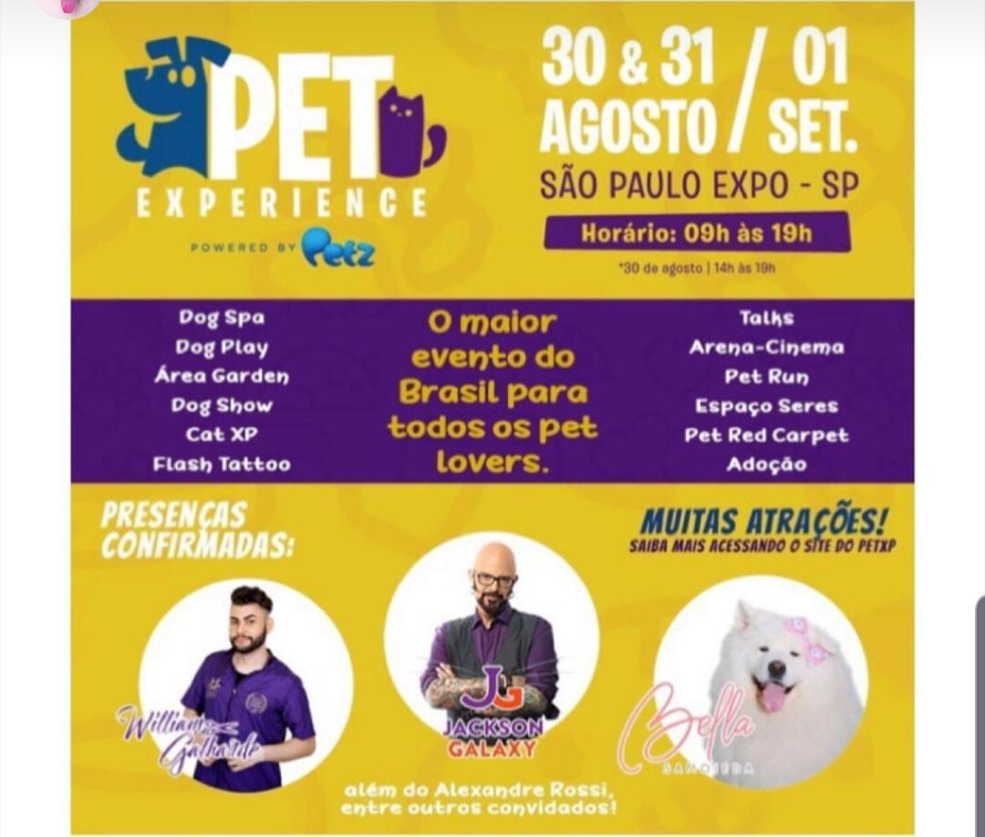 Pet Experience – SP
