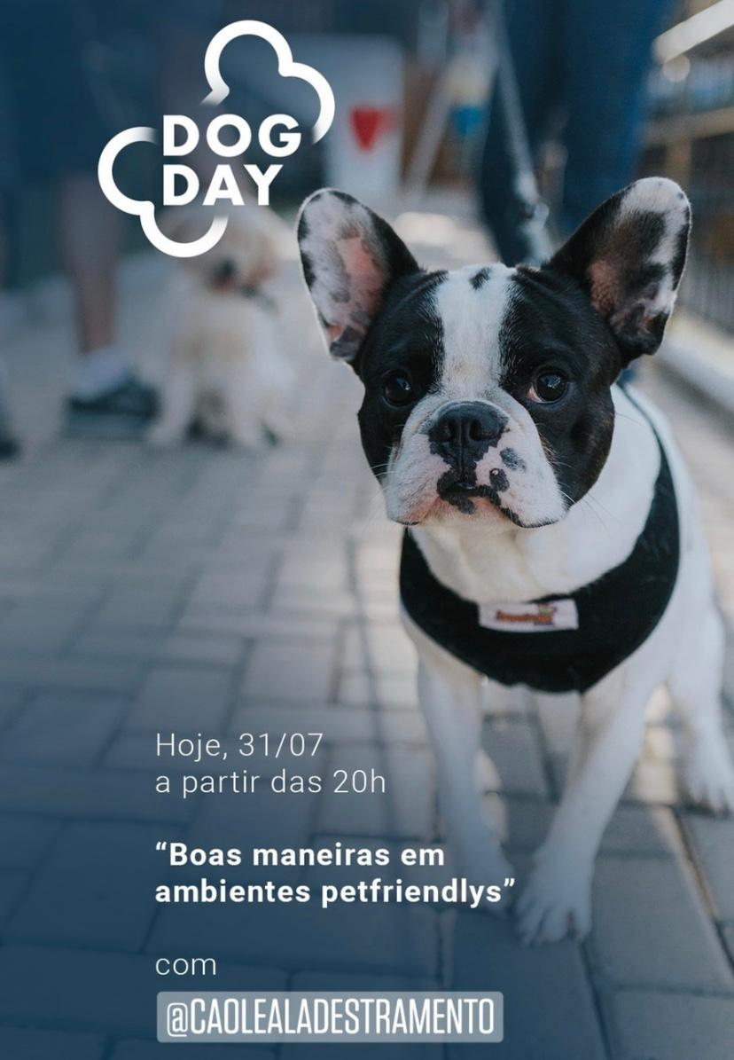 Dog Day – Palhano Gastro Park